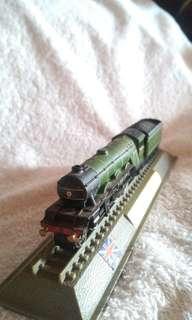 "#winsb Vintage Del Prado 1:160 (N Gauge) Scale Model Train - UK Lner Class 1 ""Flying Scotsman"""