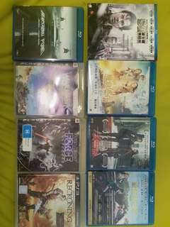 Bluray ps3 game