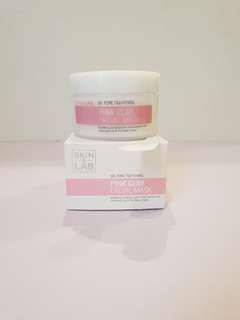Skin & Lab dr. Pore tightening pink clay facial mask