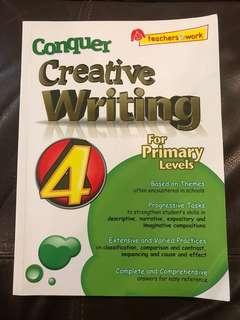 P4 English Creative Writing