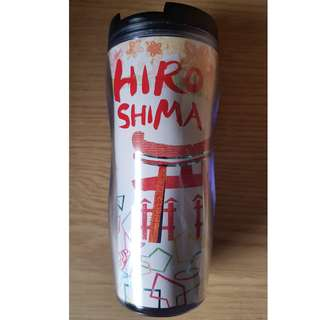 Starbucks Hiroshima Japan Tumbler (Brand New)