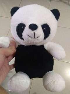 Panda dolls
