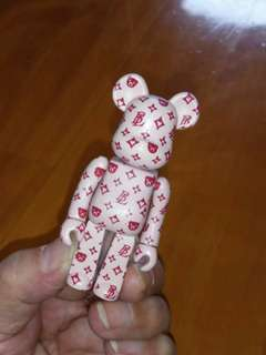 珍藏絕版 love Bear Bearbrick