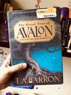 The Great Tree of Avalon: Child of the Dark Prophecy (HB)