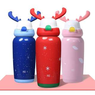 FACE Antlers Vacuum Insulation Cup Thermal Flask