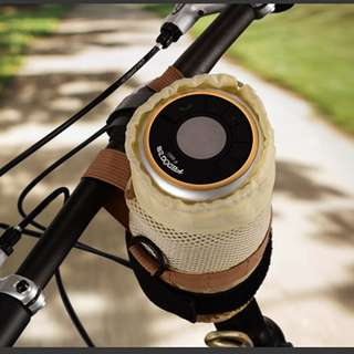 🚚 Outdoor bluetooth speaker for cyclist, escooter and electric scooter riders