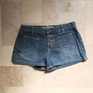 American Eagle Outfitters denim shorts