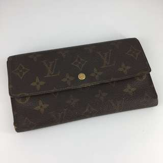 Louis Vuitton LV 長銀包 Wallet