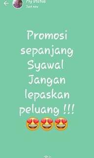 Promosi Syawal