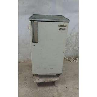 懷舊古董樂聲牌雪櫃Antique Refrigerator National Jetcycle R156 舊香港集體回憶