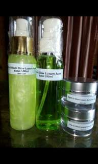 Paket Acne Luxury isi 4