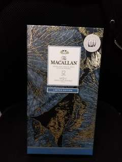 macallan 12 limition edition