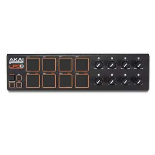🚚 Akai lpd8 pad mini controller new