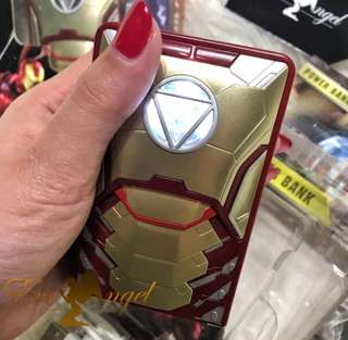 Power Bank IRONMAN 8000 MAH