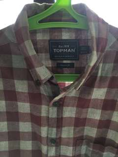 Shirt Topman Original