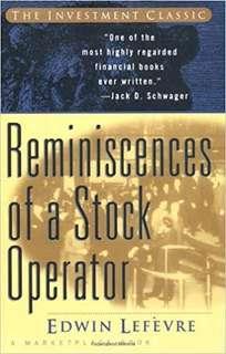 Reminiscences of a stock operator (ebook)