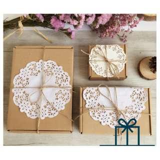 🚚 Gift Kraft Box