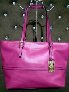 Pre - loved Authentic Samantha and Chouette Tote Bag