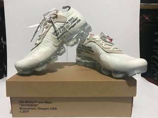 The 10: Nike Air Vapormax off white