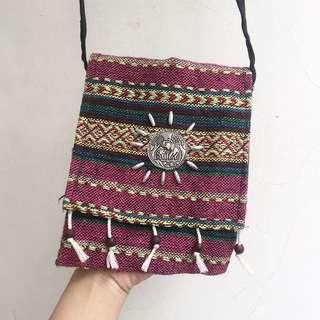 Bohemian Mini Sling Bag