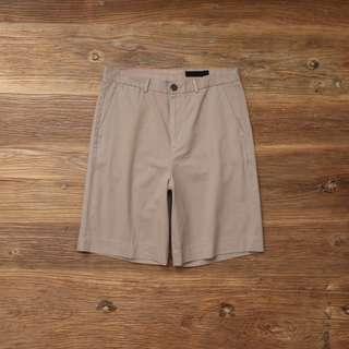 🚚 ALLSAINTS  經典寬鬆短褲 卡其色 32腰