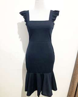 Flowy Mermaid Dress