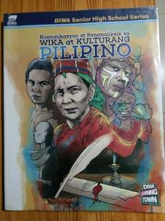 Filipino Book for SHS
