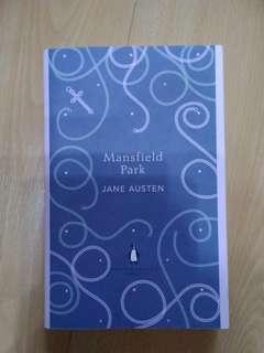 🚚 Mansfield Park - Jane Austen