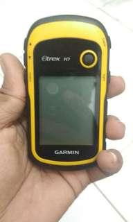 GPS garmin etrex10