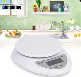 Food weighing scale READY STOCKS