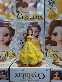 Disney Character Crystalux Belle 03 日版