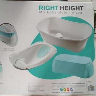 Summer Infant Right Height Bathtub