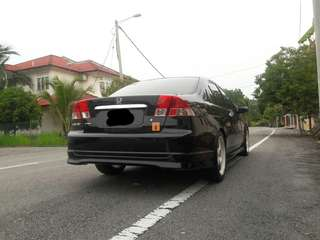 Honda Civic (2004) es 1.7
