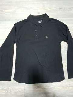🚚 Agnes b Long sleeve polo