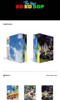 EXO The 4th album 《The War KO KO BOP》裸專