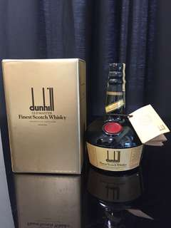 Dunhill OLD MASTER Finest Scotch Whisky