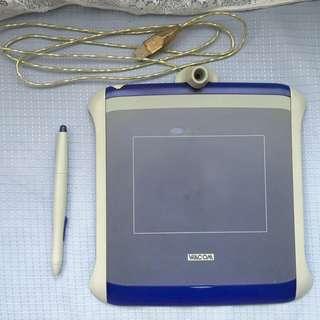 Wacom Pen Tablet in Sapphire