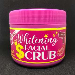Whitening Facial Scrub District