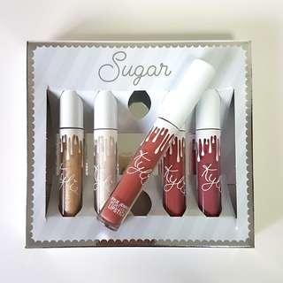 🚚 KYLIE Velvet Liquid Lipstick - SAVAGE