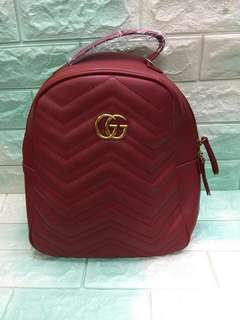 High Grade Quality Gucci Backpacj