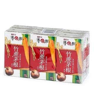 維他清心棧竹蔗茅根馬蹄紅蘿蔔飲品 250ml (1pack9盒)