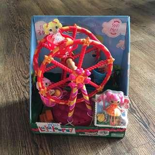 Mini Lalaloopsy Peanut's Spinning Ferris Wheel
