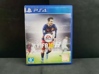 PS4 FIFA 16 (Used Game)