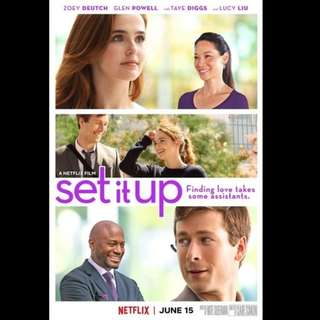 [Rent-A-Movie] SET IT UP (2018)