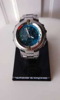 Authentic Stainless Steel Baby G Casio Watch