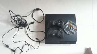 Sony PlayStation 3 / PS3 + Games