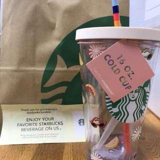Starbucks collaboration with ban.dō tumbler