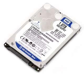 WD Blue 1 TB 2.5mm Hard disk
