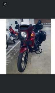 BMW K75 Classic Bike
