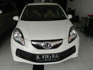 honda brio E cbu at 2013
